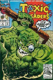 Toxic Crusaders Vol 1 2