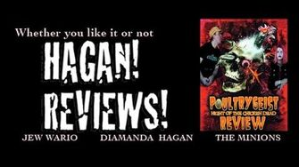 Diamanda Hagan - Special Review- Poultrygeist Night of the Chicken Dead