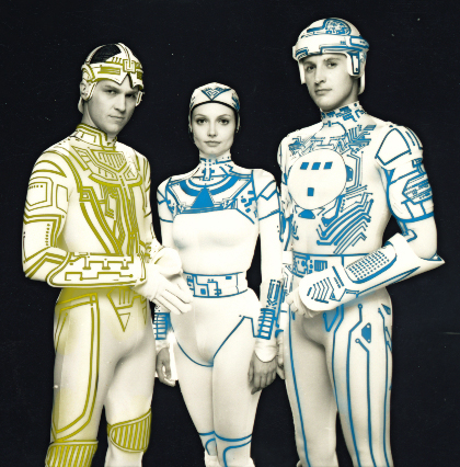 85 Tron Legacy Clu Army Coloring Pages