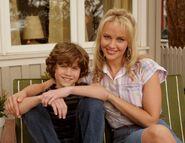 Young Sam with Jordan 1