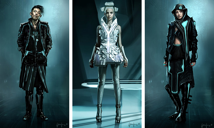 Costume Concept 5 (by Steve Jung).jpg  sc 1 st  TRON wikia - Fandom & Image - Costume Concept 5 (by Steve Jung).jpg | Tron Wiki | FANDOM ...