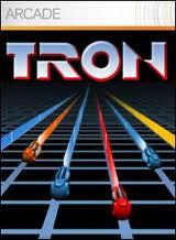 Tron XBOX Arcade