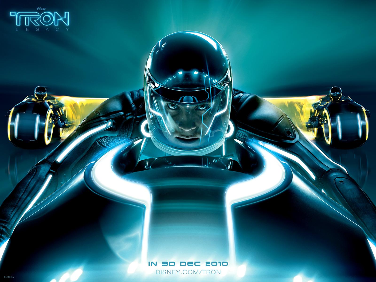 image - sam-flynn-lightcycles-tron-legacy-wallpaper | tron wiki
