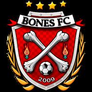 Main logo - BONES FC