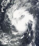 Pre-Tropical Depression Eight 2009-09-25 1250Z.jpg
