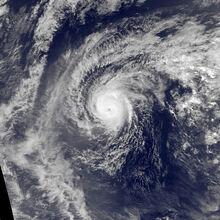 Typhoon Alice jan 11 1979 0534Z