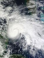 Hurricane Ida in the Yucatan Channel November 8 2009.jpg