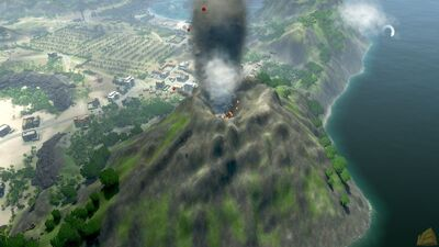 91162 4-volcano