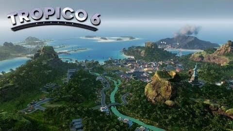 Tropico 6 - Gameplay Trailer (US)