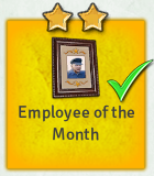 Edict employee of the month