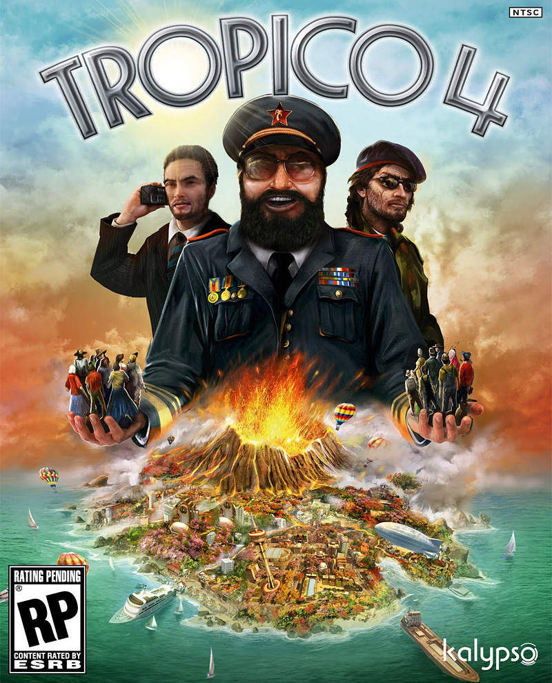 Tropico4 Box