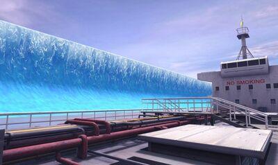 Tropico4 tsunami