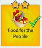 Edict food for the people