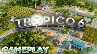 Tropico 6 Gameplay 13 Minutes 実機プレイ8.23生放送!!