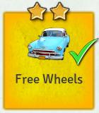 Edict free wheels