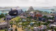 Tropico-6-Gamescom-Impressions-02-Policia-Balloon-Patrol