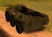 BTR-80R