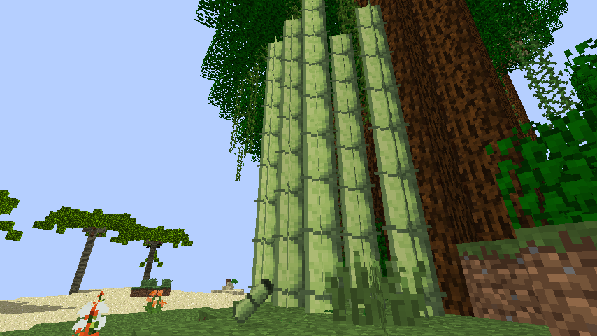 Bamboo | Tropicraft Wiki | FANDOM powered by Wikia
