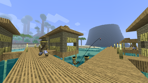 Koa village