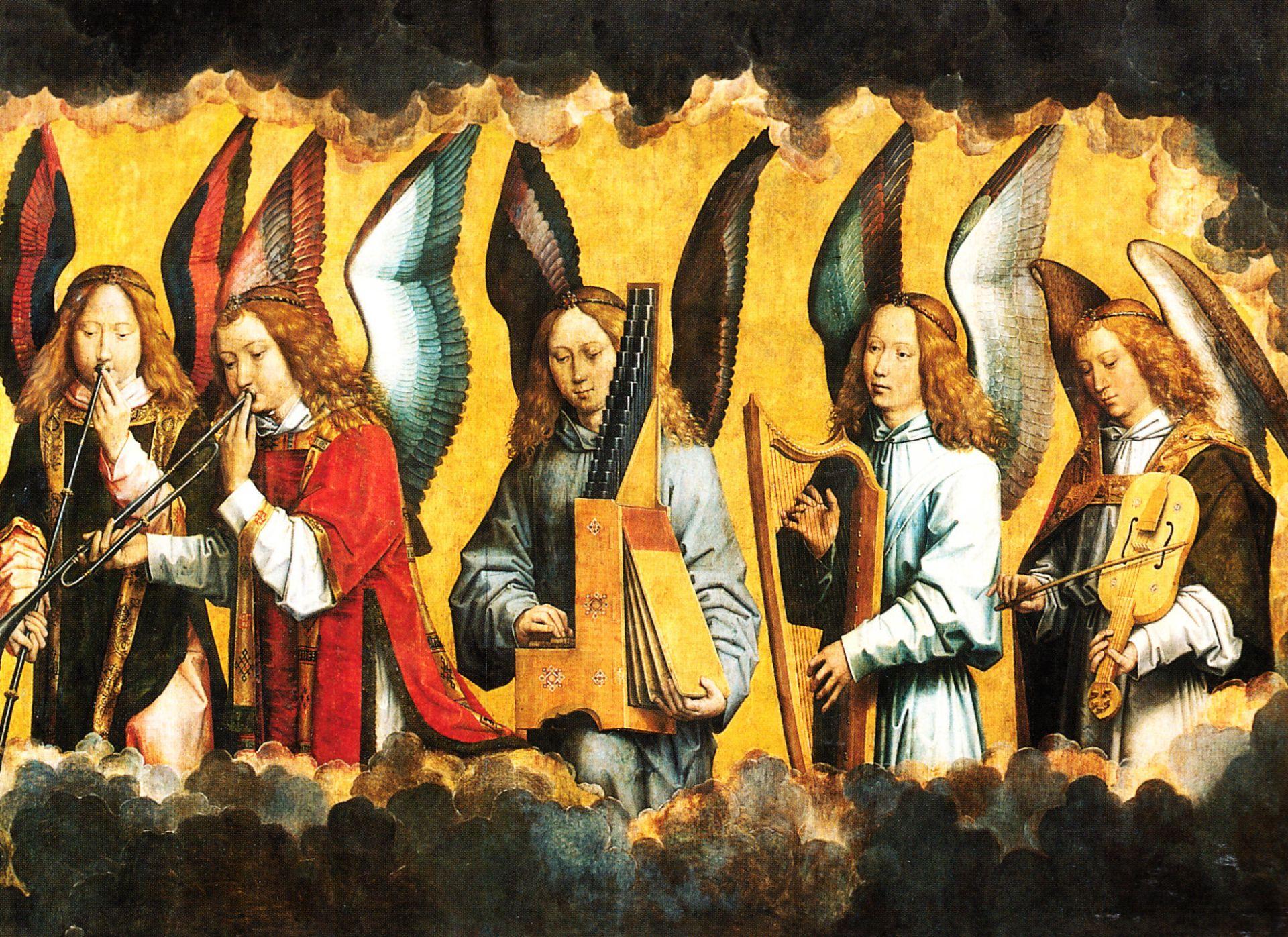 Le chant liturgique - Découvrir la musique médiévale