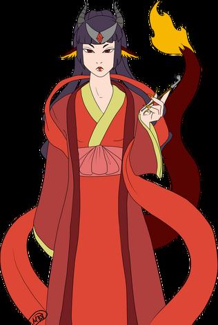 Kimiko sprite