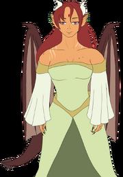Sieghild sprite