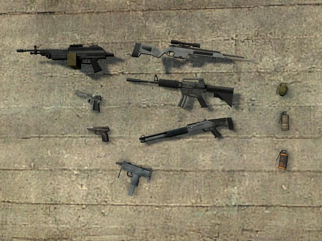 Weapons/Equipment | Trouble in Terrorist Town Wiki | FANDOM powered