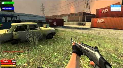 Terrorist Town Shotgun Massacre - TTT