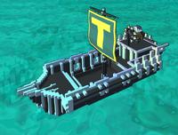 Chaotic cruiser