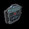 Badge Darknik Dreadnought Normal silver