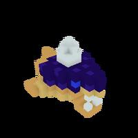 Blueberry Pie-ranha