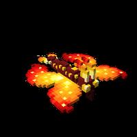Feisty Flamedancer