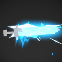 Weapon aura melee lightning 01.pkfx