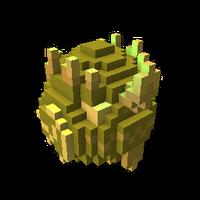 Golden Lightning Dragon Egg