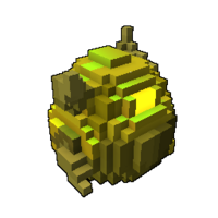 Golden Twin Plague Dragon Egg