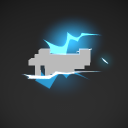 Weapon aura pistol lightning 01.pkfx