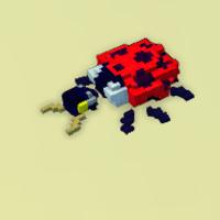 Giant Ladybug ingame