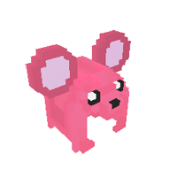 Pink Gummy Barbearian Helmet