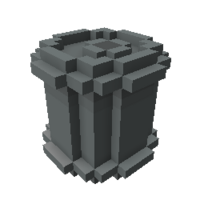 Plain Metal Barrel