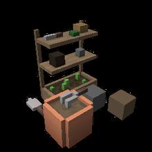 Organic Cube Converter