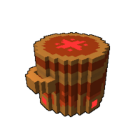 Fire Gem Dust Box