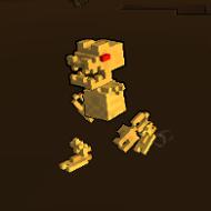 Skeletal Drak ingame