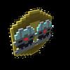 Badge Darknik Dreadnought Hard gold