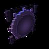 Badge Total Days obsidian