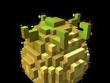 Golden Balefire Dragon Egg