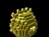 Golden Preserver Dragon Egg