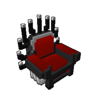 Throne of Dark Spirits
