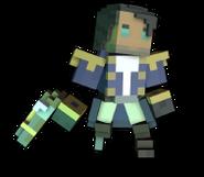 Ui skin pirate commander