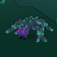 Fae Spider ingame
