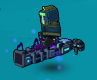 Shadowy Sarcophagus Ingame